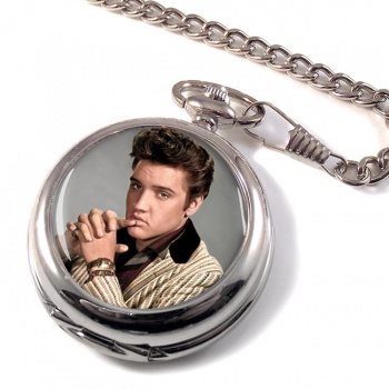 Elvis Aaron Presley Pocket Watch