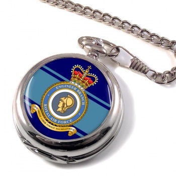 Engineer Branch (Royal Air Force) Pocket Watch