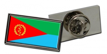 Eritrea Flag Pin Badge