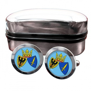 Essen (Germany) Crest Cufflinks