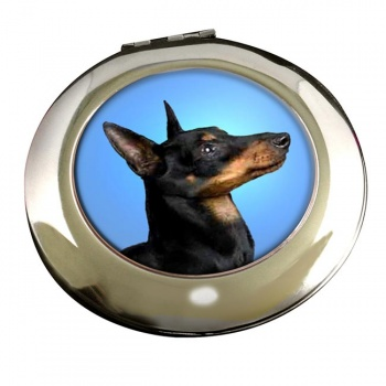 English Toy Terrier (Black & Tan) Mirror