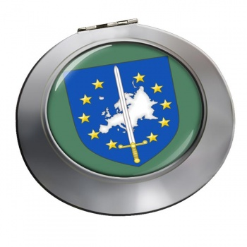 European Corps (Eurocorps) Chrome Mirror