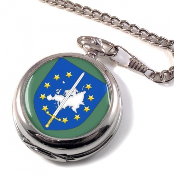 European Corps (Eurocorps) Pocket Watch