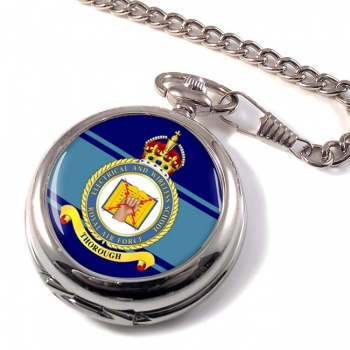 Electrical and Wireless School (Royal Air Force) Pocket Watch