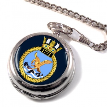 1771 Naval Air Squadron Pocket Watch