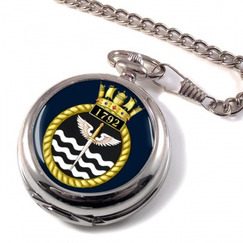 1792 Naval Air Squadron (Royal Navy) Pocket Watch
