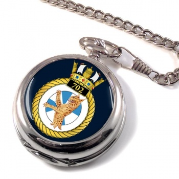 702 Naval Air Squadron (Royal Navy) Pocket Watch