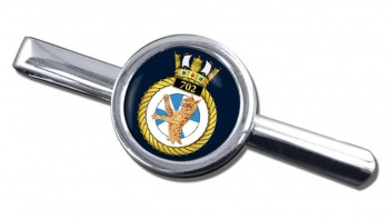 702 Naval Air Squadron (Royal Navy) Round Tie Clip