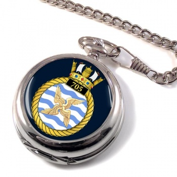 705 Naval Air Squadron (Royal Navy) Pocket Watch