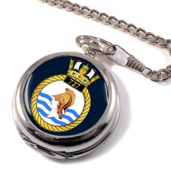 727 Naval Air Squadron (Royal Navy) Pocket Watch