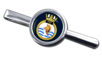 727 Naval Air Squadron (Royal Navy) Round Tie Clip