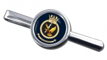736 Naval Air Squadron (Royal Navy) Round Tie Clip