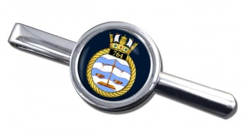 764 Naval Air Squadron (Royal Navy) Round Tie Clip