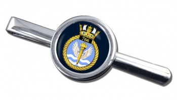 766 Naval Air Squadron (Royal Navy) Round Tie Clip