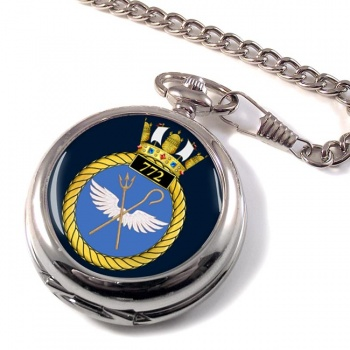 772 Naval Air Squadron  Pocket Watch