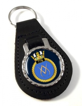 778 Naval Air Squadron (Royal Navy) Leather Key Fob