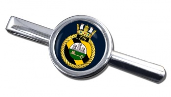 779 Naval Air Squadron (Royal Navy) Round Tie Clip