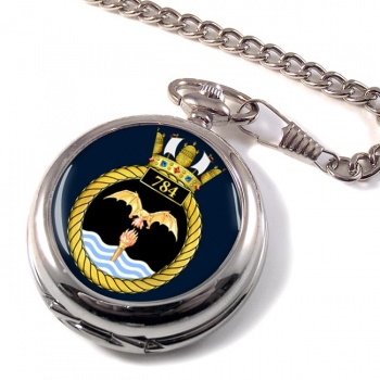 784 Naval Air Squadron (Royal Navy) Pocket Watch