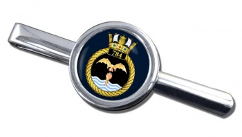 784 Naval Air Squadron (Royal Navy) Round Tie Clip