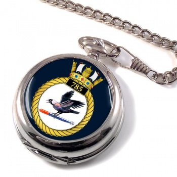 785 Naval Air Squadron (Royal Navy) Pocket Watch