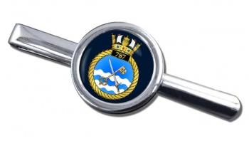 787  Naval Air Squadron (Royal Navy) Round Tie Clip