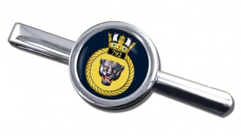 792 Naval Air Squadron (Royal Navy) Round Tie Clip
