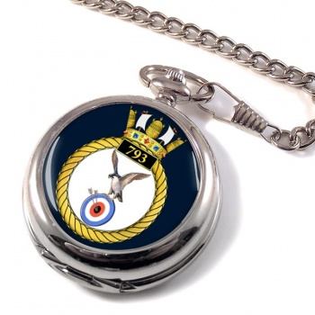 793 Naval Air Squadron Pocket Watch