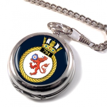794 Naval Air Squadron (Royal Navy) Pocket Watch
