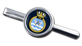 796 Naval Air Squadron (Royal Navy) Round Tie Clip