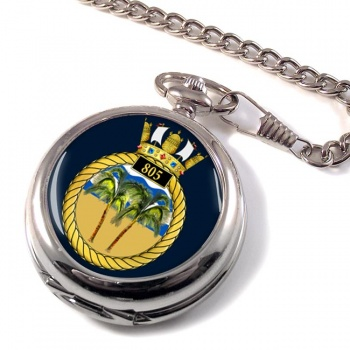 805 Naval Air Squadron  Pocket Watch