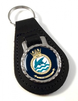 820 Naval Air Squadron (Royal Navy) Leather Key Fob