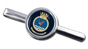 829 Naval Air Squadron (Royal Navy) Round Tie Clip