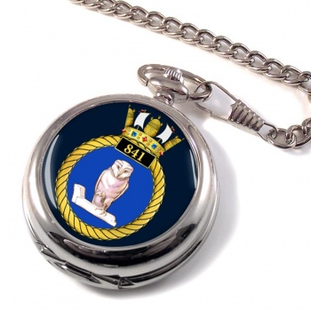 841 Naval Air Squadron (Royal Navy) Pocket Watch