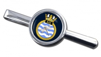 845 Naval Air Squadron (Royal Navy) Round Tie Clip