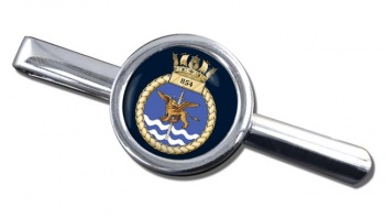 854 Naval Air Squadron (Royal Navy) Round Tie Clip