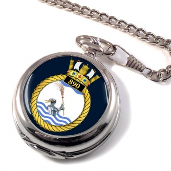 890 Naval Air Squadron (Royal Navy) Pocket Watch