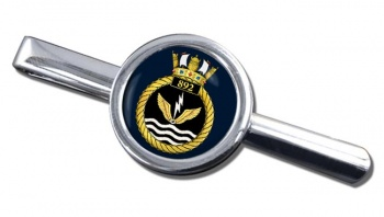 892 Naval Air Squadron (Royal Navy) Round Tie Clip