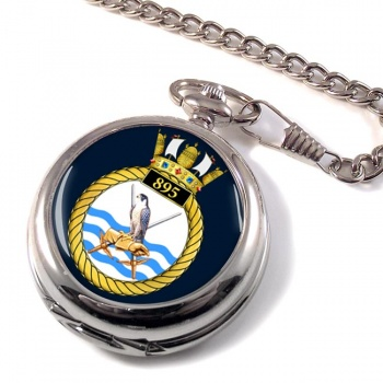 895 Naval Air Squadron (Royal Navy) Pocket Watch