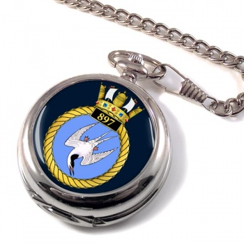 897 Naval Air Squadron (Royal Navy) Pocket Watch