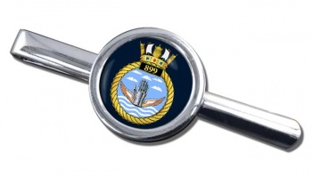 899 Naval Air Squadron (Royal Navy) Round Tie Clip