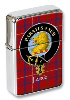 Fairlie Scottish Clan Flip Top Lighter