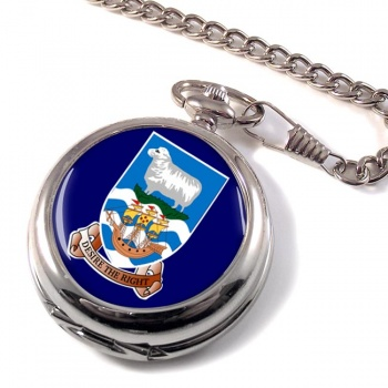 Falkland Islands Pocket Watch