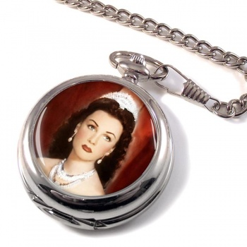 Fawzia of Egypt Pocket Watch