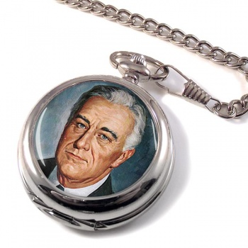 Franklin D Roosevelt Pocket Watch