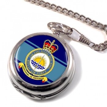 Far East Flying Boat Wing (Royal Air Force) Pocket Watch