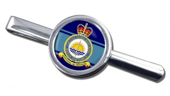 Far East Flying Boat Wing (Royal Air Force) Round Tie Clip