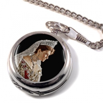 Alexandra Feodorovna Pocket Watch