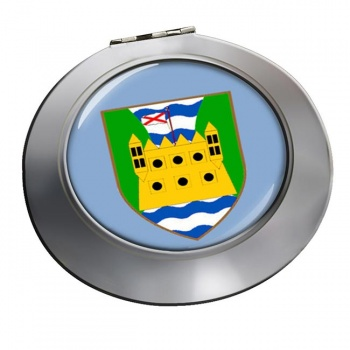 County Fermanagh (UK) Round Mirror