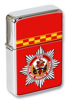 Fife Fire and Rescue Flip Top Lighter