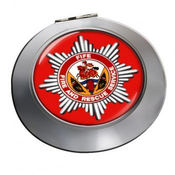 Fife Fire and Rescue Chrome Mirror